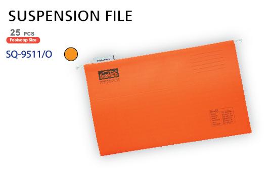 Bìa treo màu cam SQ-9511-O